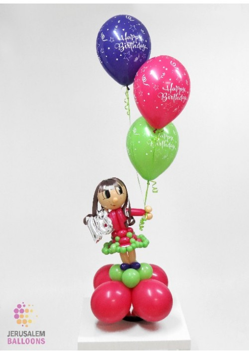Table-top Birthday Girl
