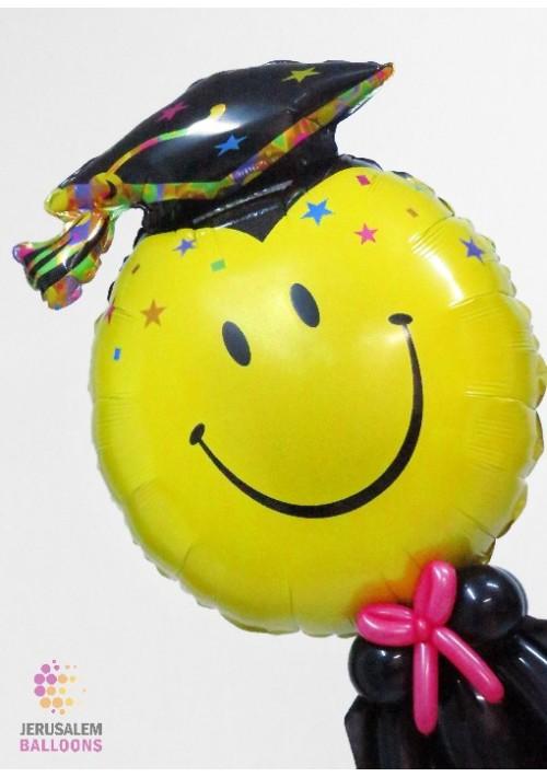 Smiley Grad
