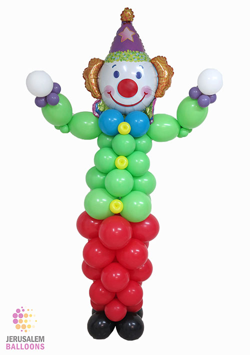 Boris the Giant Clown
