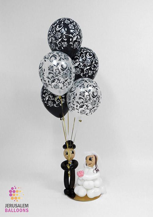 Table-top Bride & Groom