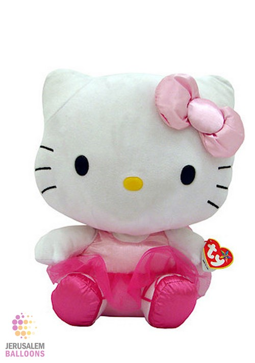 Plush Hello Kitty