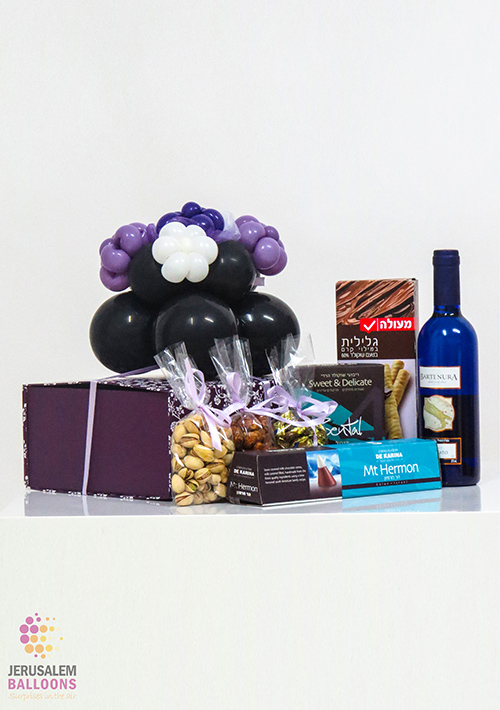Deluxe Purim Bouquet